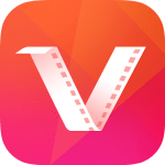 This image has an empty alt attribute; its file name is vidmate-logo.png